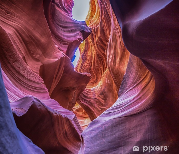 Sticker Pixerstick Antelope canyon - Paysages