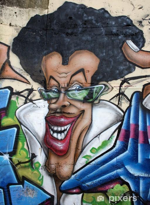 Graffiti Tag Rap Art Peinture Rubain Urbaine Culture Wall Mural