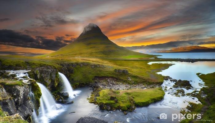 Fototapeta zmywalna Islandia - Krajobrazy