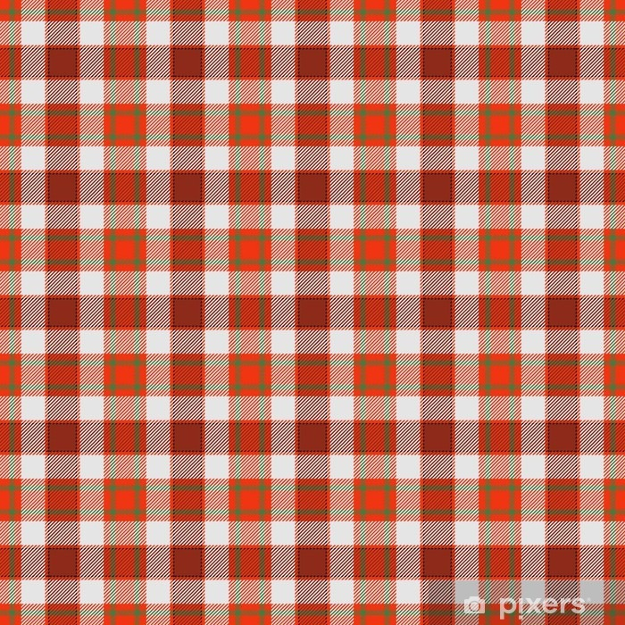Red Checkered Tablecloth Style Traditional Rural Pattern Body Pillow Pixers We Live To Change