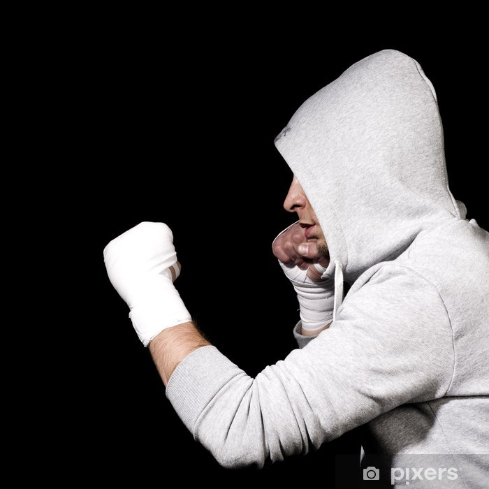 Plakat Boxing   fight club - Tematy