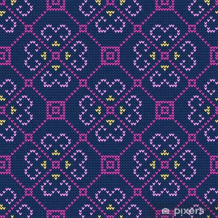 Fotomural Autoadhesivo Navidad Pattern9 suéter - Recursos gráficos