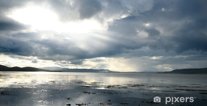 beauly firth Vinyl Wall Mural - Water