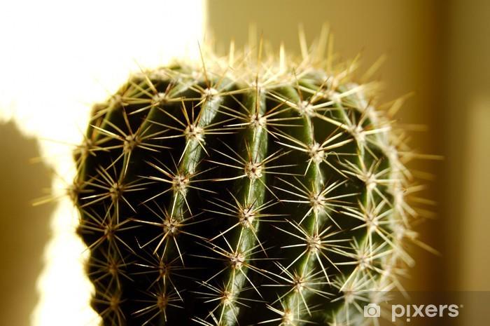 cactus Pixerstick Sticker - Flowers