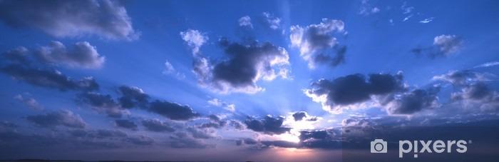 Fototapeta winylowa Himmel über Meksyk - Krajobrazy