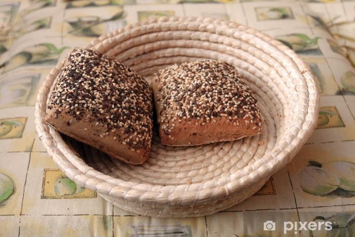 Fototapeta winylowa Chleb - Ryż