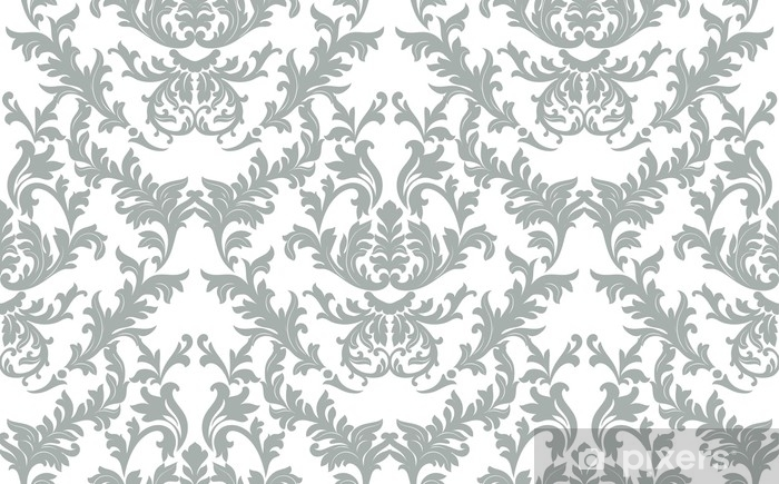 Vintage baroque ornament. Retro pattern antique style. Luxury old fashioned  damask. Royal Victorian texture for wallpapers, textile, wrapping.