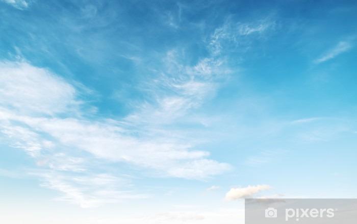 Vinilo Pixerstick Colores en el cielo y las nubes - Paisajes