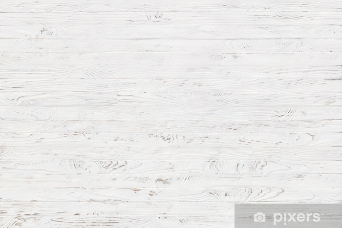 White Rustic Wood Texture Background Vinyl Wall Mural   Graphic Resources