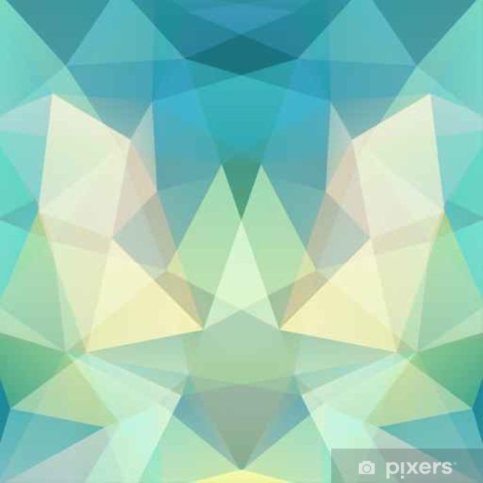 Papier Peint Motif Geometrique Triangles Du Polygone Vecteur De