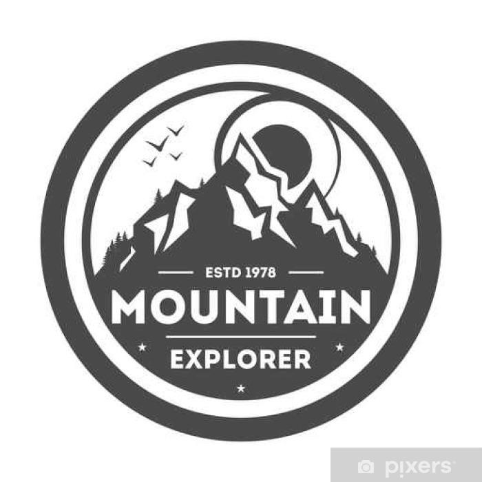 Mountain Explorer Sticker Set