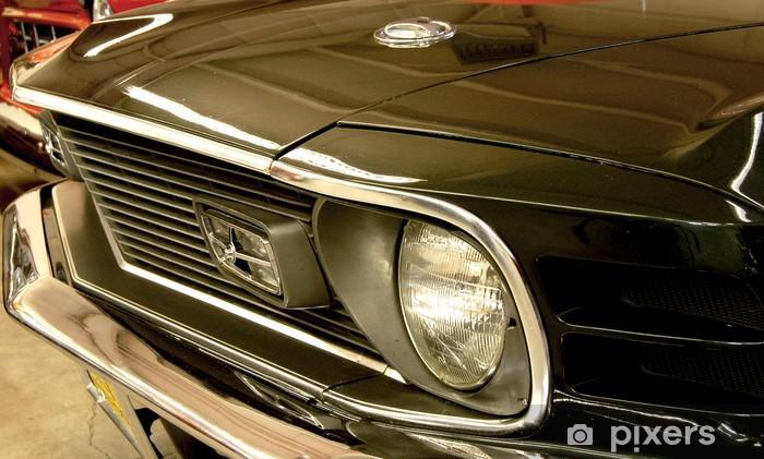 Papier peint vinyle Mustang - Thèmes