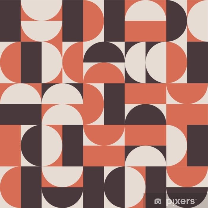 Dekorační polštář Retro pozadí vektoru - Grafika