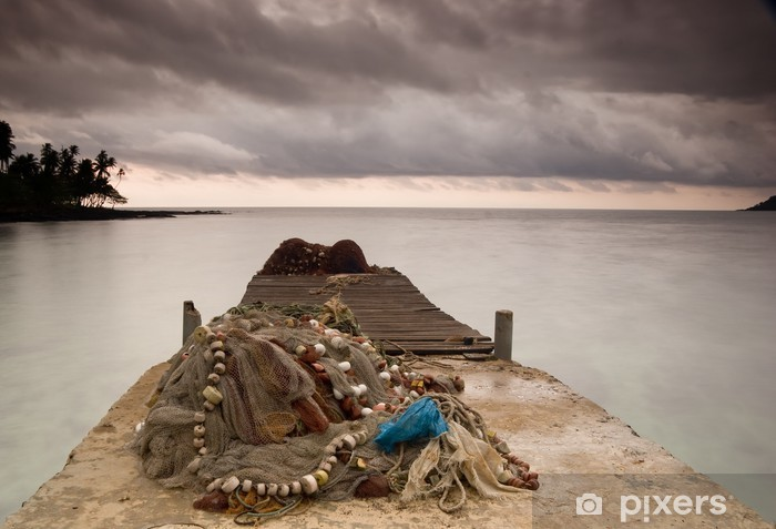 Fototapeta winylowa Plaża Equator - Pory roku