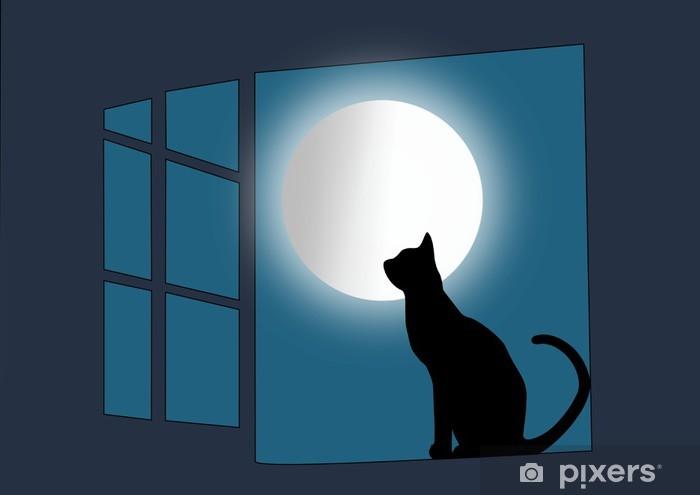 Fenster Putzen Mond