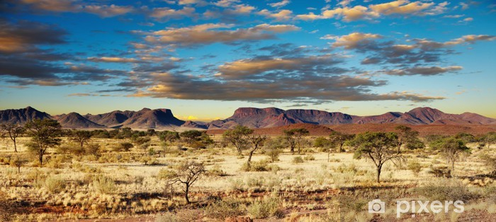 Kalahari Desert, Namibia Pixerstick Sticker - Themes