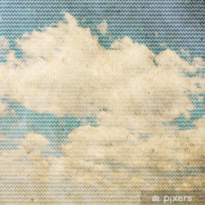 Fototapeta winylowa Archiwalne chmury - Zasoby graficzne