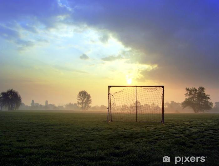 Fototapeta samoprzylepna Gol - Sporty drużynowe