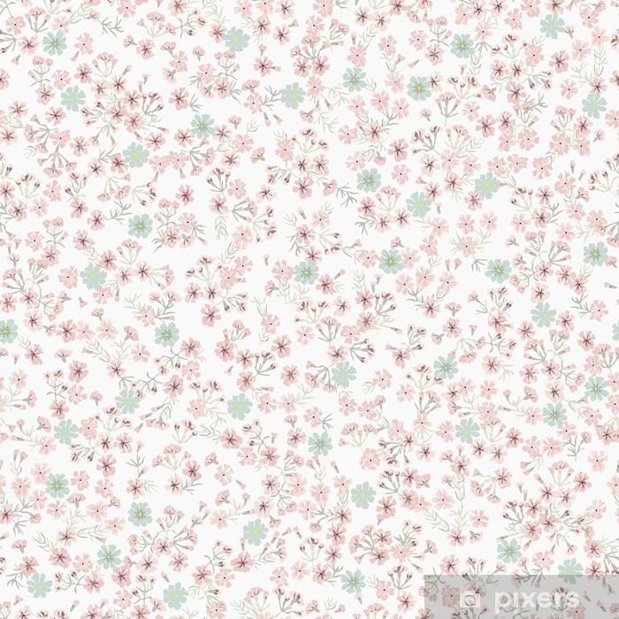 Yksinkertainen söpö kuvio pieni asteikolla Pixerstick tarra - Graafiset Resurssit