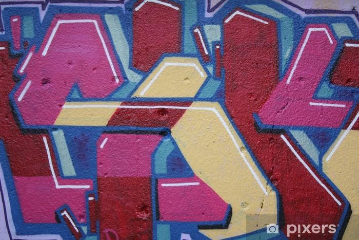 Papier peint vinyle Sarajevo graffit -