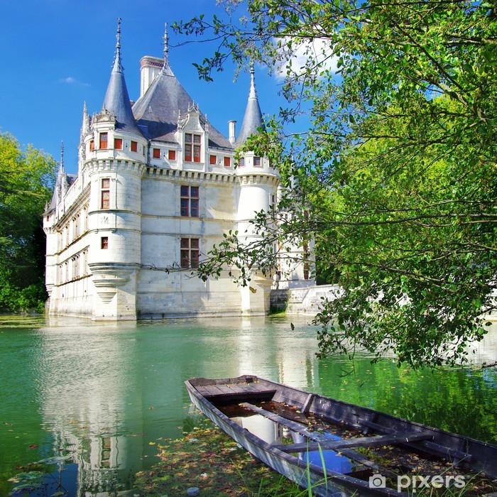 Fototapeta winylowa Piękna Azey le redeau zamek - Tematy