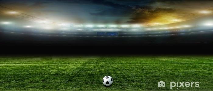 Fototapeta zmywalna Piłka nożna bal.football .. - Sport