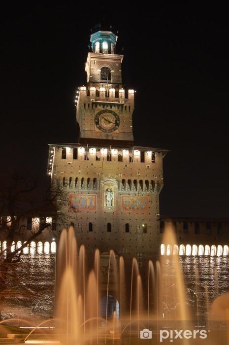 Fototapeta winylowa Mediolan - Wakacje