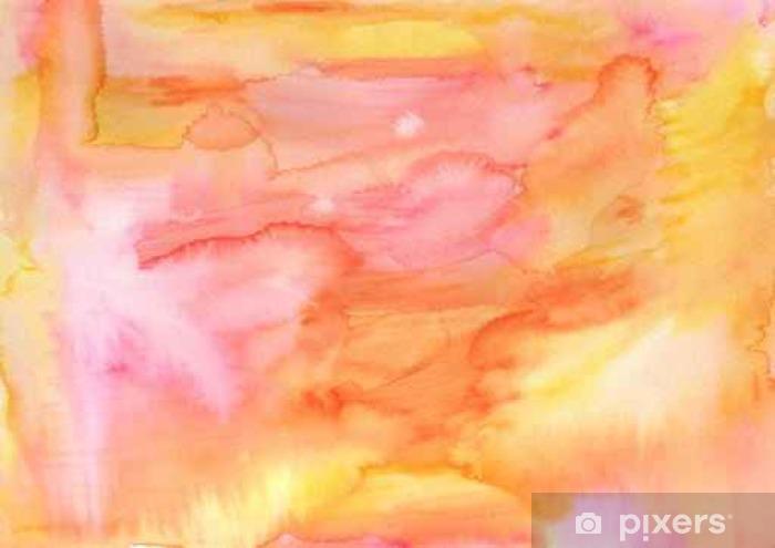 Fototapeta winylowa Abstrakcyjna akwarela tła - Zasoby graficzne