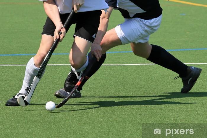 Nálepka Pixerstick Hokejový - Týmové sporty