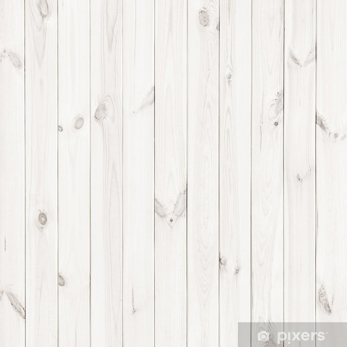 White Wood Texture Background Wooden Table Top View Wall