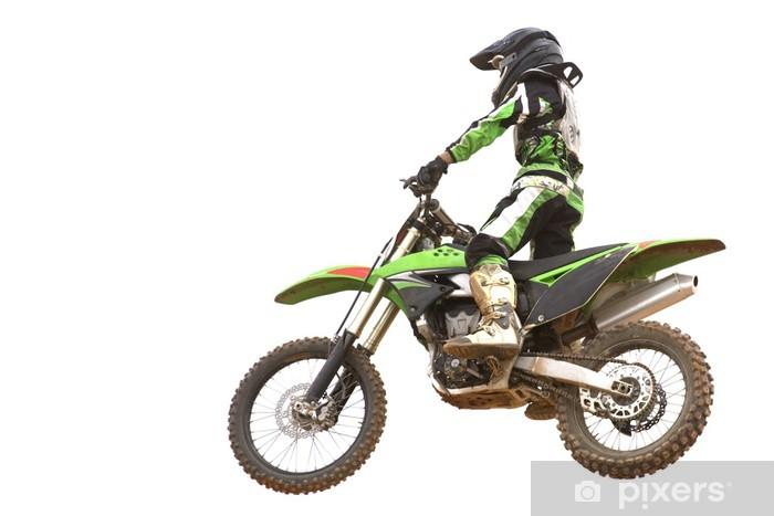 Fototapeta winylowa Motocross Pojedyncze - Sporty ekstremalne
