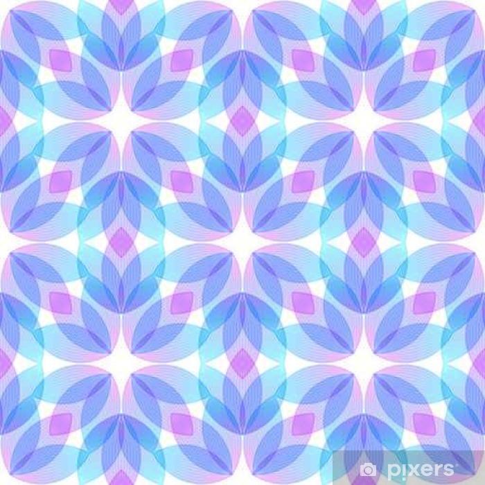 e175111f39b1a Fotomural Estándar Fondo azul abstracto de color rosa y