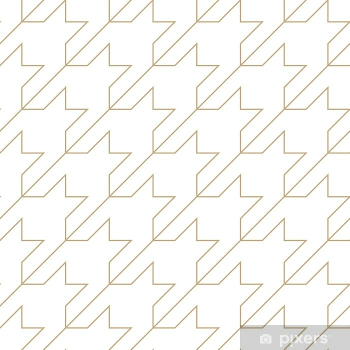 Almohada larga Pata de gallo a cuadros moda moda textil patrón geométrico - Recursos gráficos