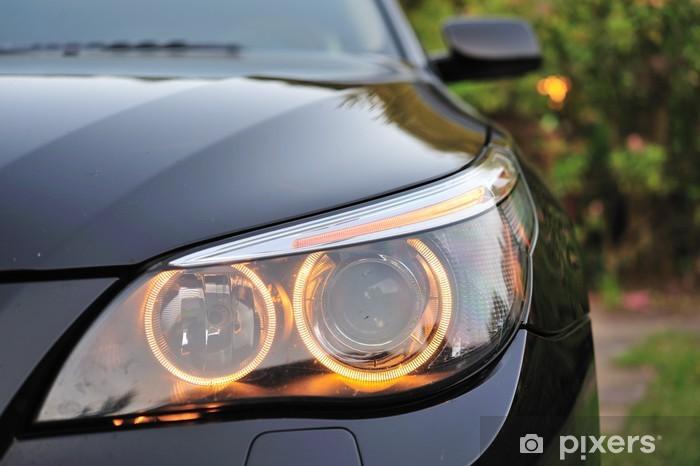 Vinil Duvar Resmi BMW 2 -