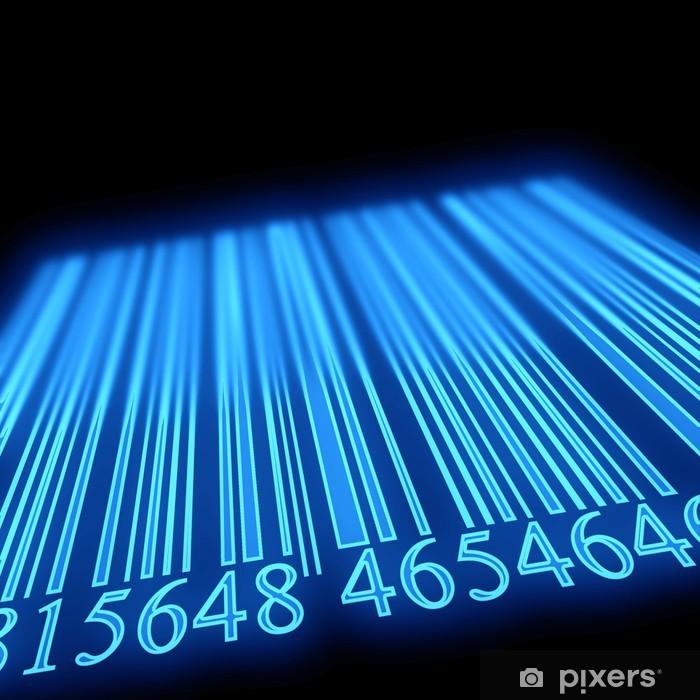 71b20bb0e9bd Fototapeta Čárkový kód • Pixers® • Žijeme pro změnu