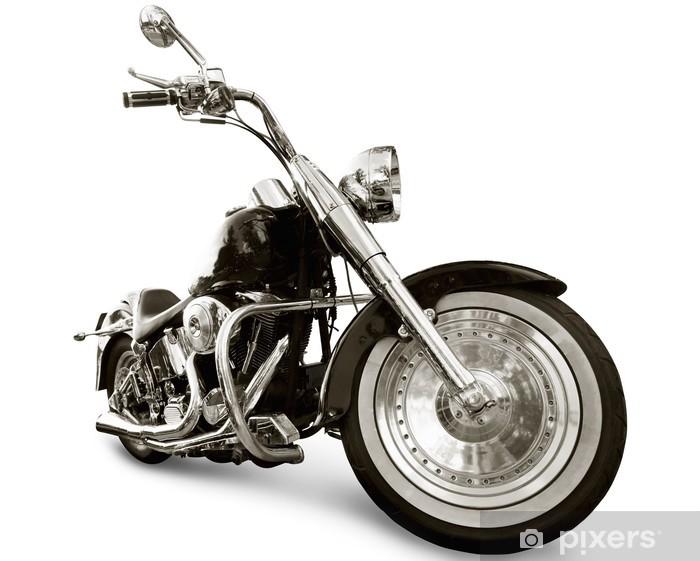 Fototapeta winylowa Motocykl - Naklejki na ścianę