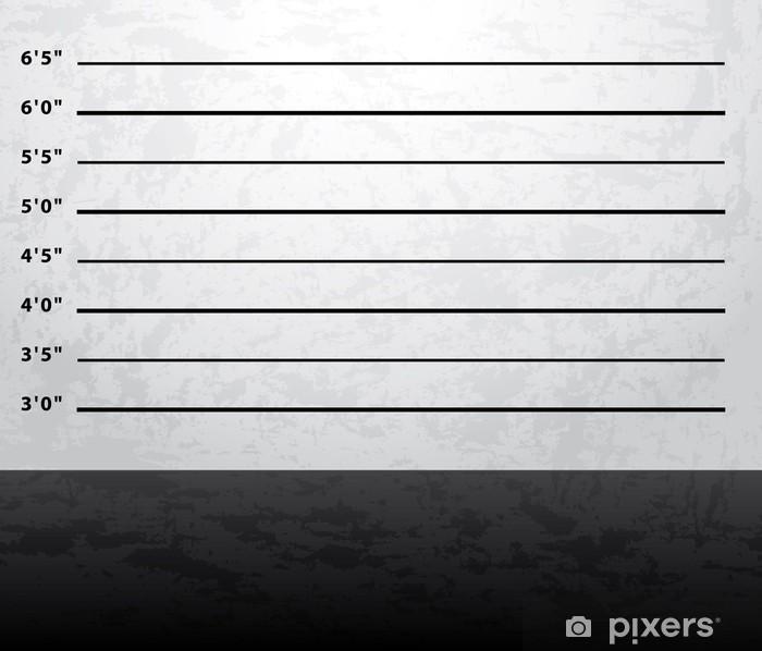 Mugshot Prison Background Sticker Pixers 174 We Live To
