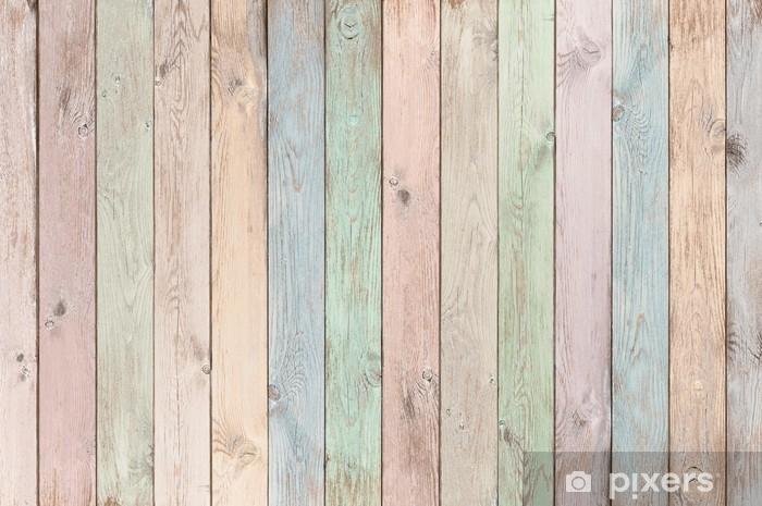 Texturas De Colores Pastel: Vinilo Pixerstick Tablones De Madera Color Pastel Textura