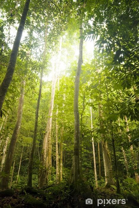 forest Pixerstick Sticker - Plants