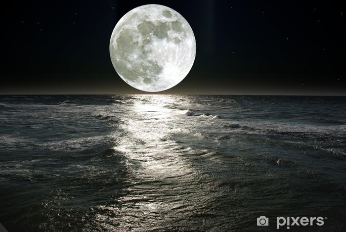 Fototapeta winylowa Księżyc - Przeznaczenia