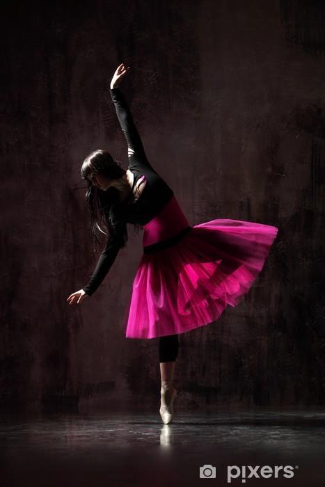 Fototapeta zmywalna Tancerz - Tematy