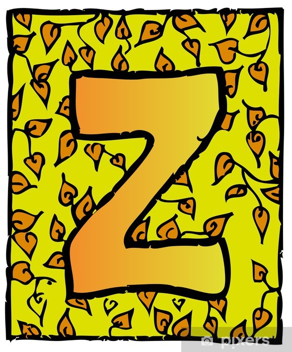 Resultado de imagen para la lettre Z