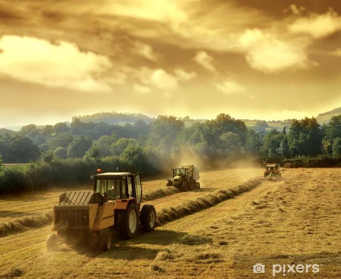 Nálepka Pixerstick Traktory - Témata