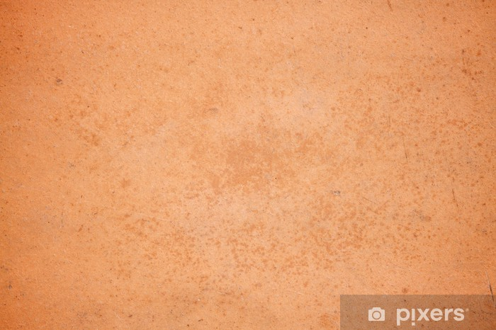 Terracotta Tile Texture Background Wall Mural Pixers
