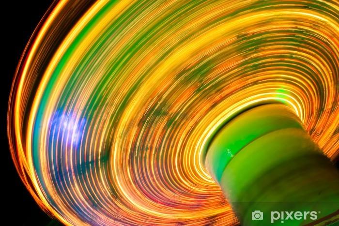 Naklejka Pixerstick Święta pielgrzymka w Leicester Square - Rozrywka