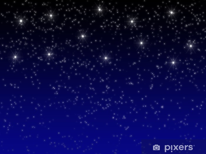 Adesivo Pixerstick Sternenhimmel - Esoterismo
