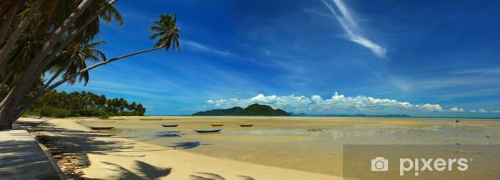 Papier peint vinyle Koh Samui Island View - Thèmes
