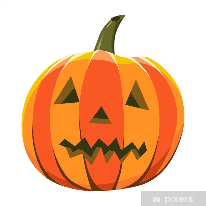 Carta da Parati Zucca di halloween • Pixers® - Viviamo per il ... 5f78a55c93a2