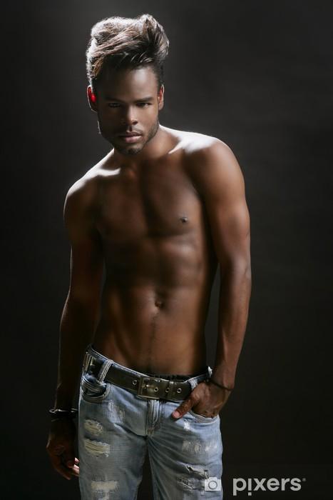 Hommes Noirs Sexy papier peint african american torse nu homme noir sexy • pixers