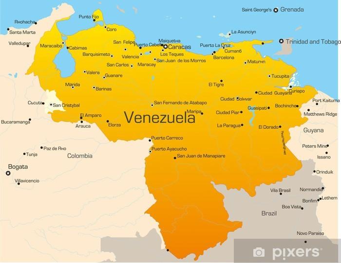 Fotomural Estándar Venezuela - Temas